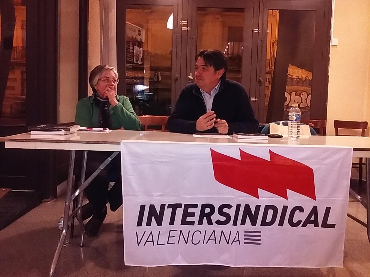 Presentació a càrrec de Martí Domínguez. Foto: Maluy Benet