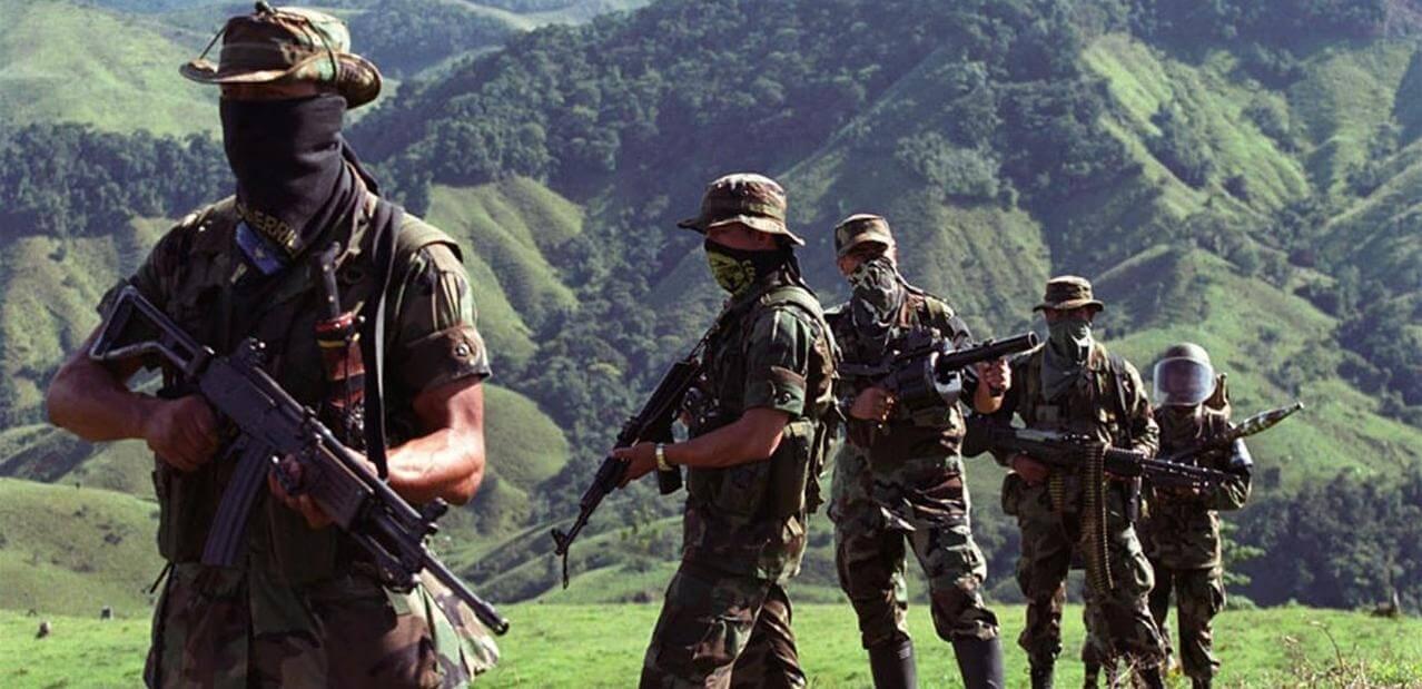 Paramilitars colombians, que encara ara actuen impunement
