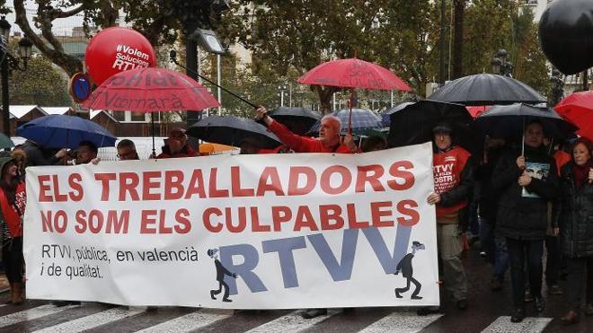 L'Audiència Nacional desestima la demanda contra les borses de treball temporal d'À Punt
