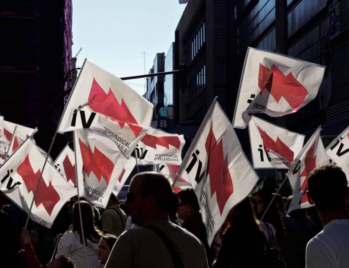 20S, jornada de mobilització per l'emergència feminista, l'emergència climàtica i les pensions