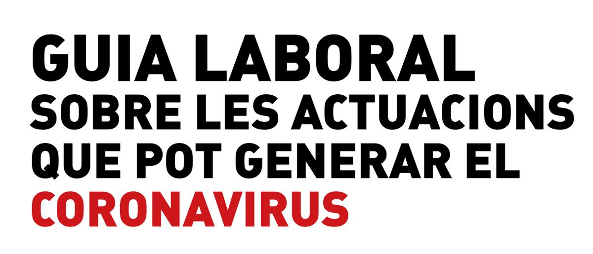 Coronavirus i drets laborals