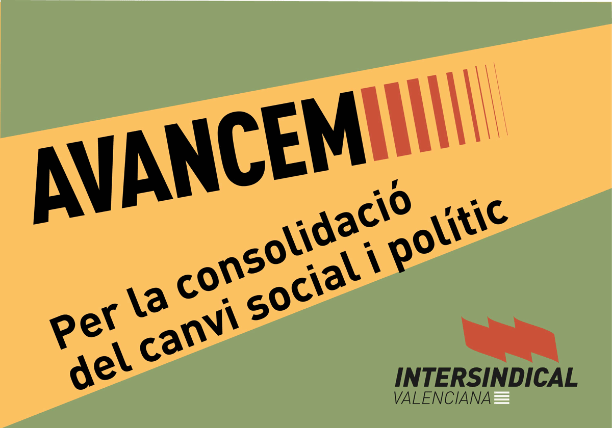 Avancem per la consolidació del canvi social i polític