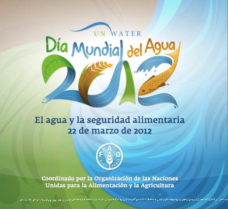 Imatge del Dia Mundial de l'Aigua 2012