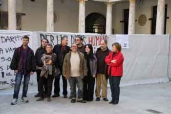 Intersindical Valenciana dóna suport a Parke Alkosa