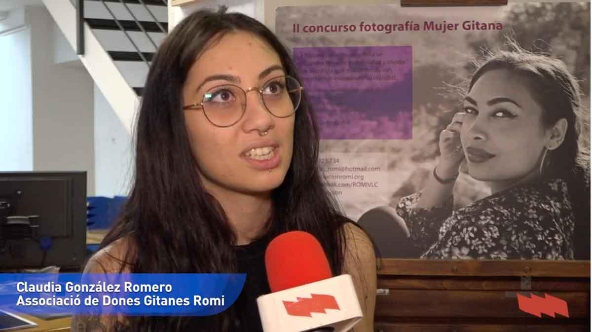 Exposició 'II concurs fotografia dona gitana'