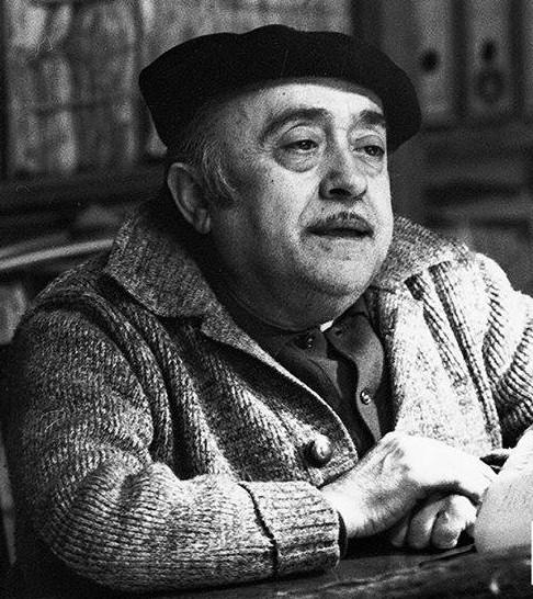 El poeta alcoià Joan Valls i Jordà
