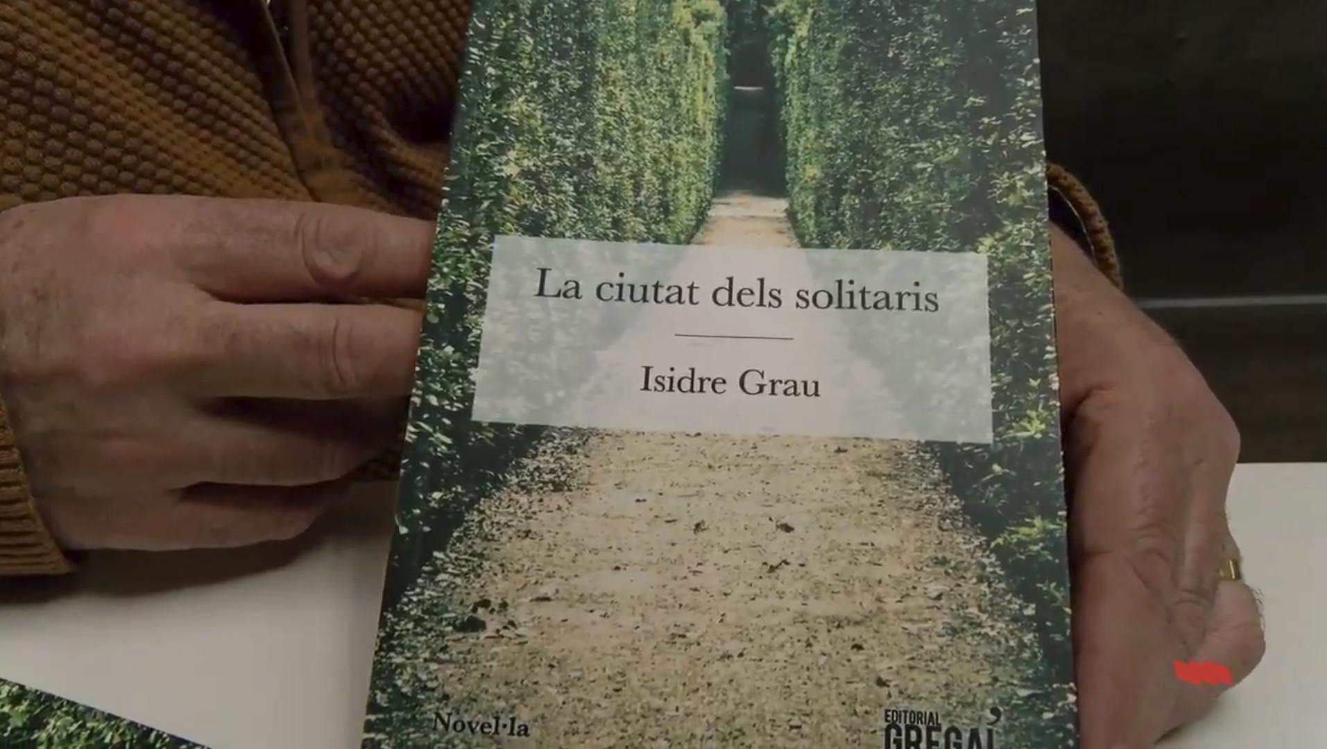 Isidre Grau al grup de lectura de la Intersindical Valenciana