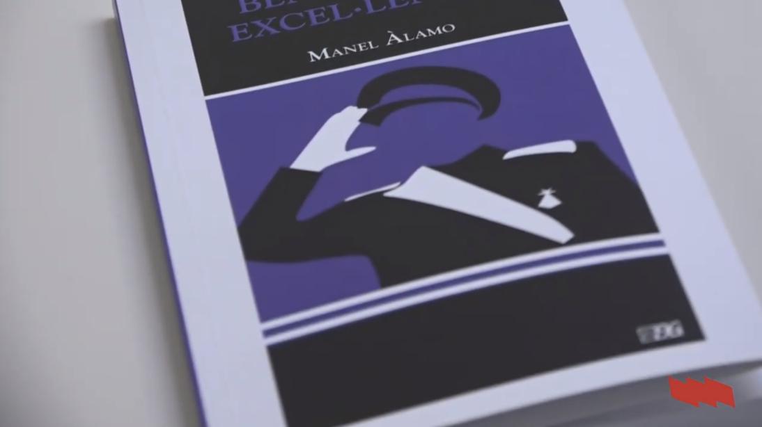 Presentació de 'Benvingut, Excel·lència' de Manel Àlamo