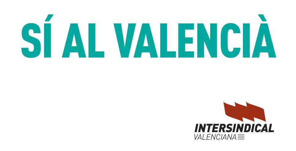 Intersindical Valenciana demana l'aprovació immediata de la Llei de la funció pública amb la competència lingüística