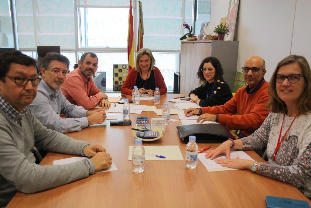 foto de la reunió de hui