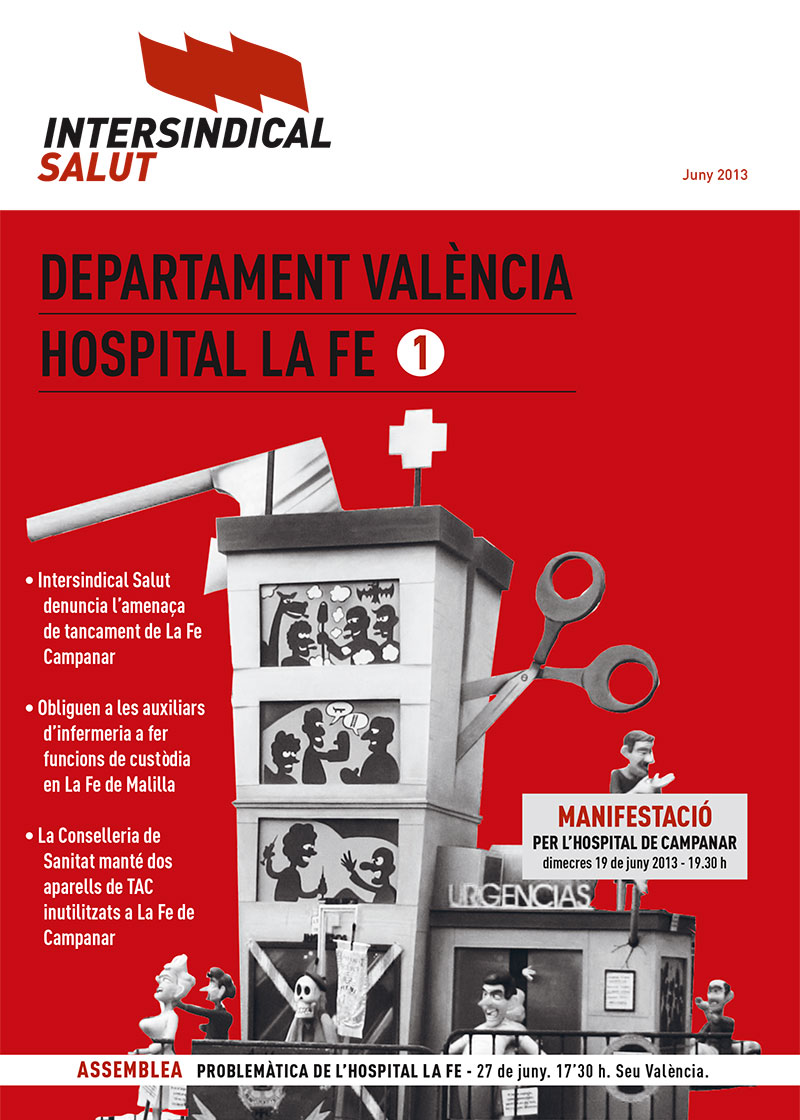 Intersindical Salut Hospital La Fe 1