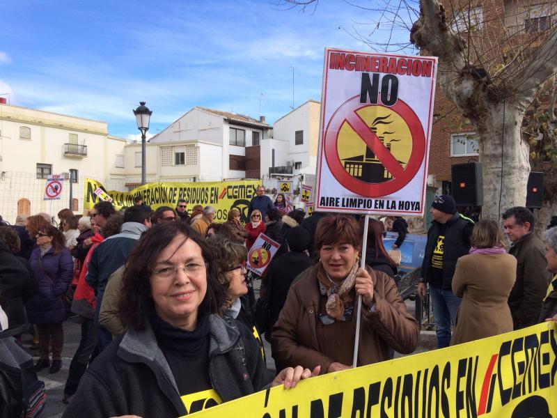 Concentració del 15 de gener a Xiva