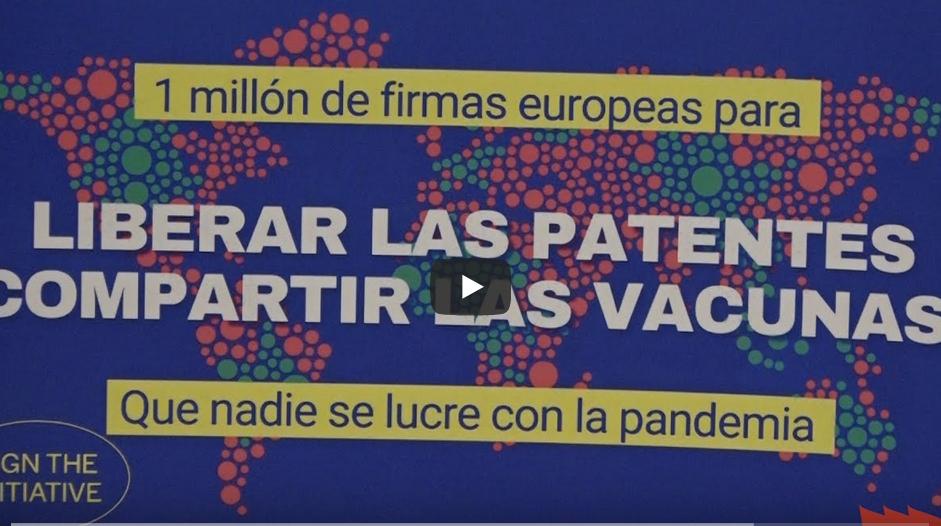 Campanya 'Vacunes per a totes les persones'