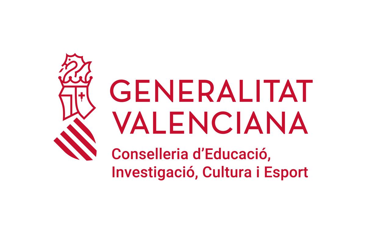 logo conselleria d'educació