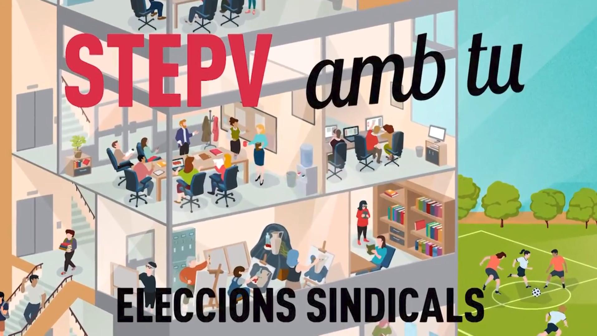 Quina Universitat d'Alacant vol l'STEPV?