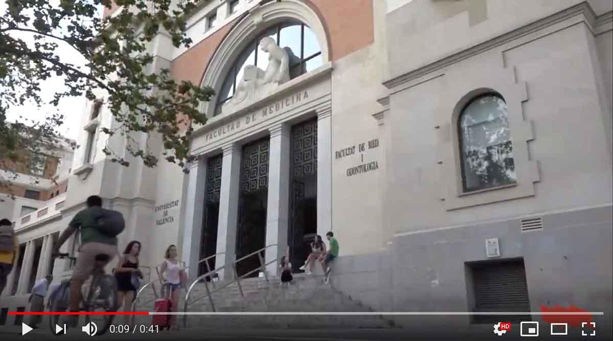 'Amb tu' a la Universitat de València