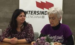 Pilar Aguilar Carrasco a la Intersindical