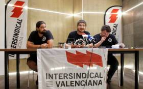 Intersindical Valenciana torna a guanyar una sentència a Deliveroo