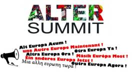 Intersindical Valenciana participa assemblea Alter Summit