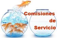 ADJUDICACIÓN PROVISIONAL COMISIONES DE SERVICIO