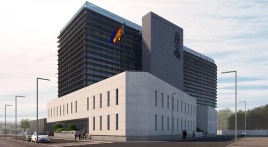 PROYECTO NUEVO PALACIO JUSTICIA LLIRIA