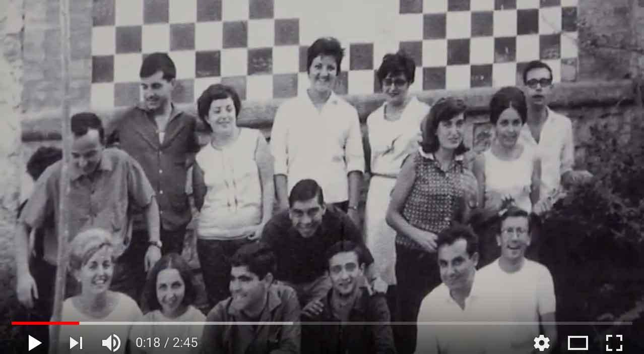 """Exposició """"50 anys construint un model d'Escola en Valencià"""""""